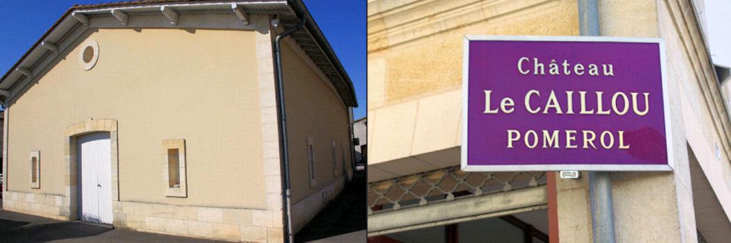 Château Le Caillou - Achat vin Le Caillou | Pomerol.com