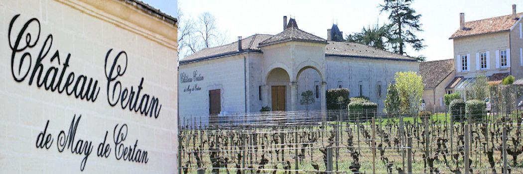 Château Certan de May - Achat vin Certan de May | Pomerol.com