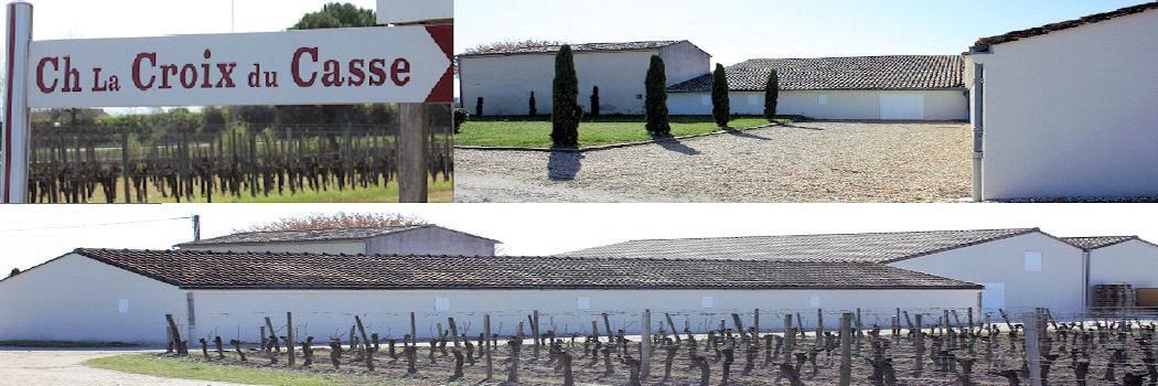 Château La Croix du Casse - Achat vin La Croix du Casse | Pomerol.com