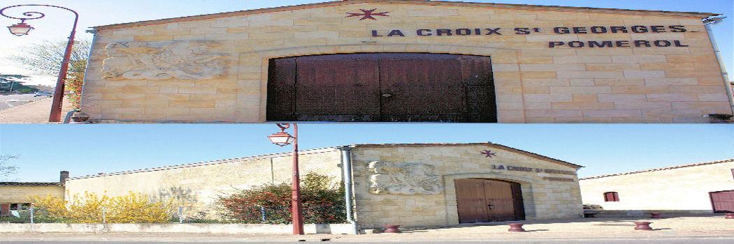 Château La Croix Saint Georges - Achat vin La Croix Saint Georges | Pomerol.com
