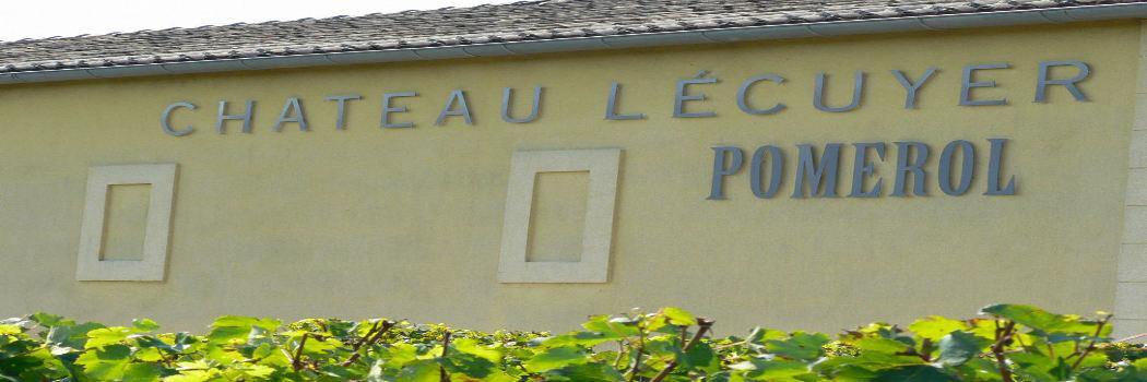 Château L'Ecuyer - Achat vin L'Ecuyer | Pomerol.com